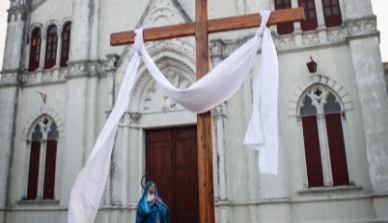 AUDIO: Uskrsnuće. Selce. Crkva. Sv. Katarine. 21.07.19 / 2 EURO = 8.000 COP