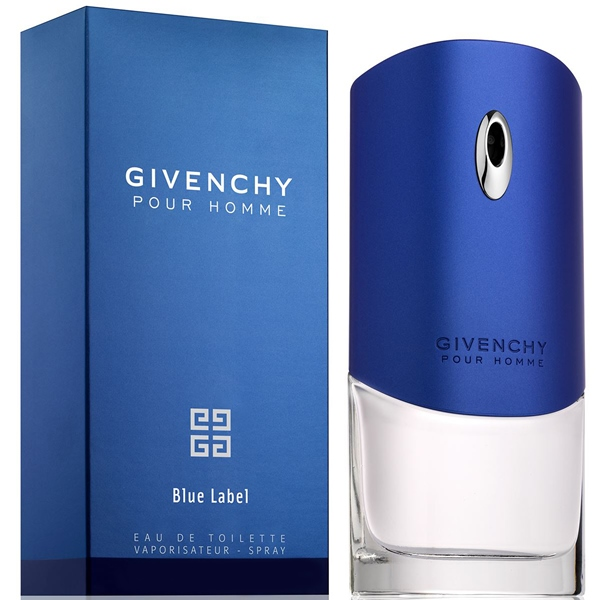 Blue Label Edt de Givenchy de Hombre de 100 ml