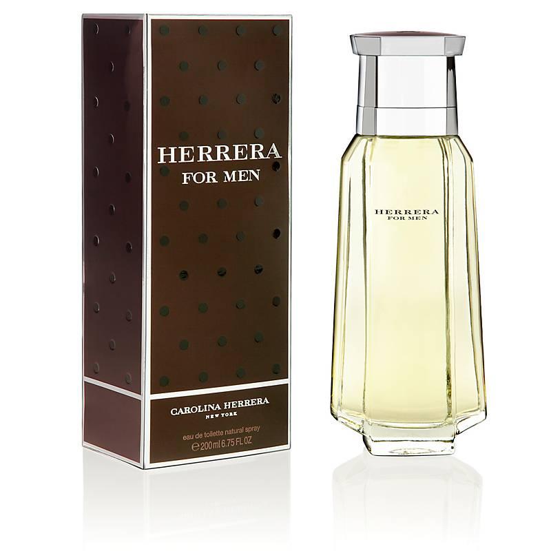 Herrera for Men Edt de 200 ml