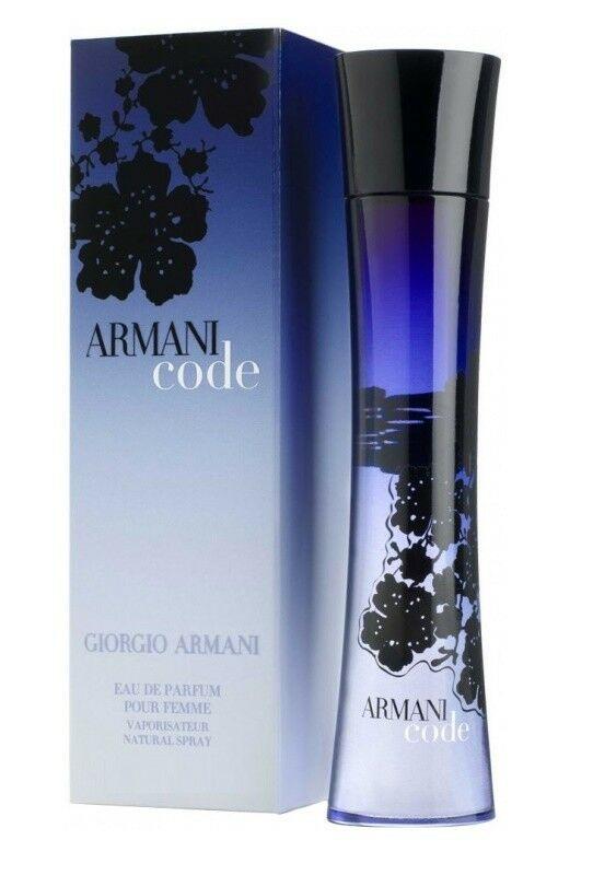 Armani Code Edp de 75 ml