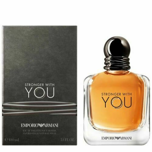 Stronger with You Edt de 100 ml