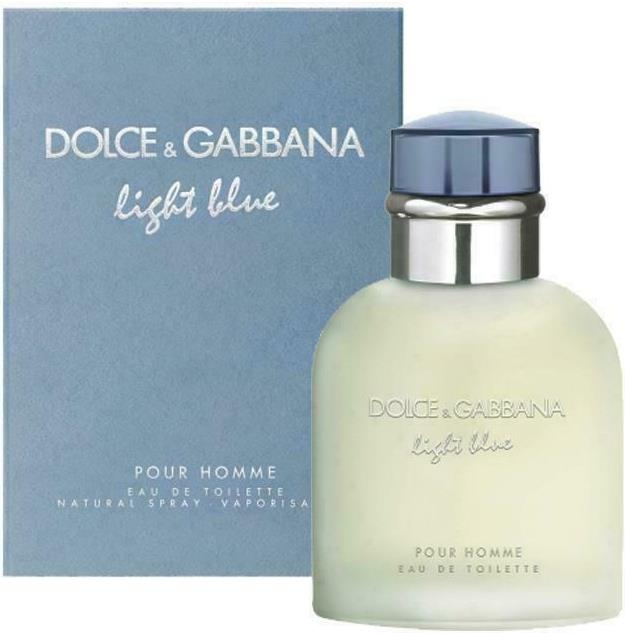 Light Blue Edt de 125 ml