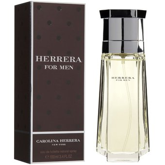 Herrera for Men Edt de  100 ml