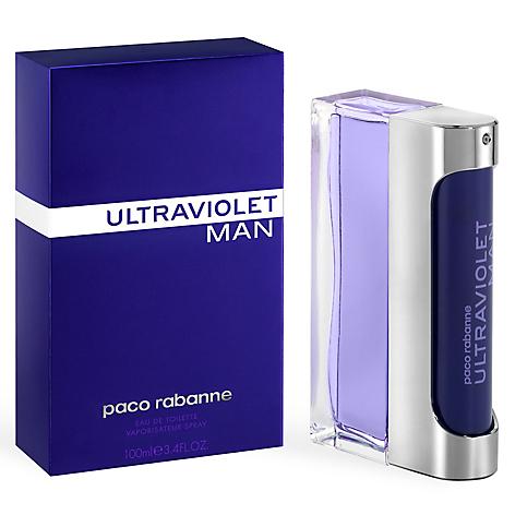 Ultraviolet Edt de 100 ml