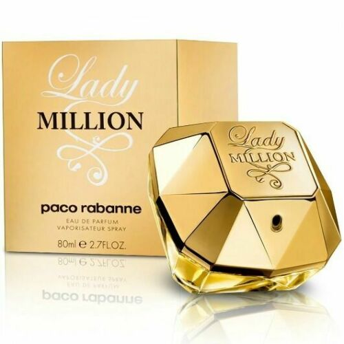 Lady Million Edp de 80 ml