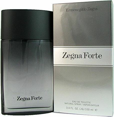Zegna Forte Edt de 100 ml