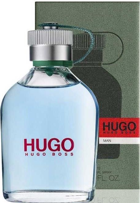 Cantimplora Verde Edt de Hugo Boss de Hombre de 125 ml