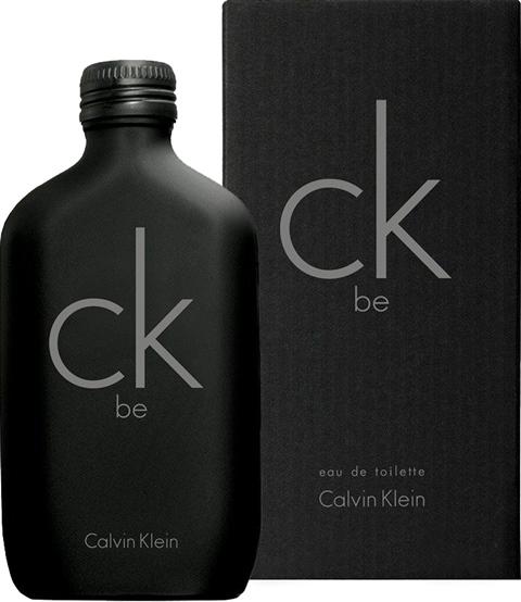 CK Be Edt de 200 ml