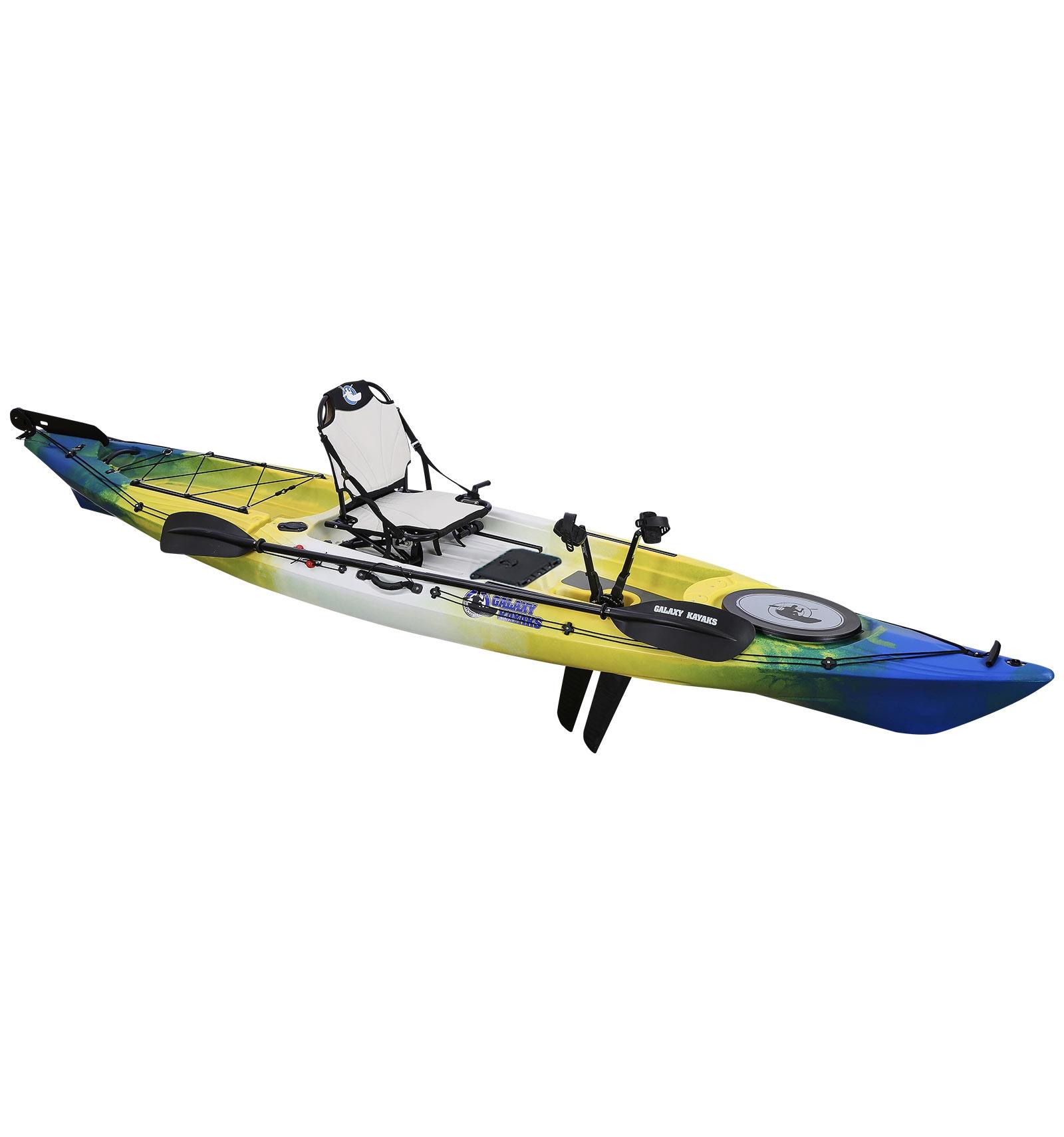 Galaxy Kayaks Alboran FX (TP)