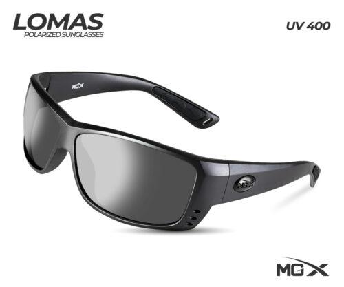 MGX lentes lomas #005 (marco negro/cristal negro)