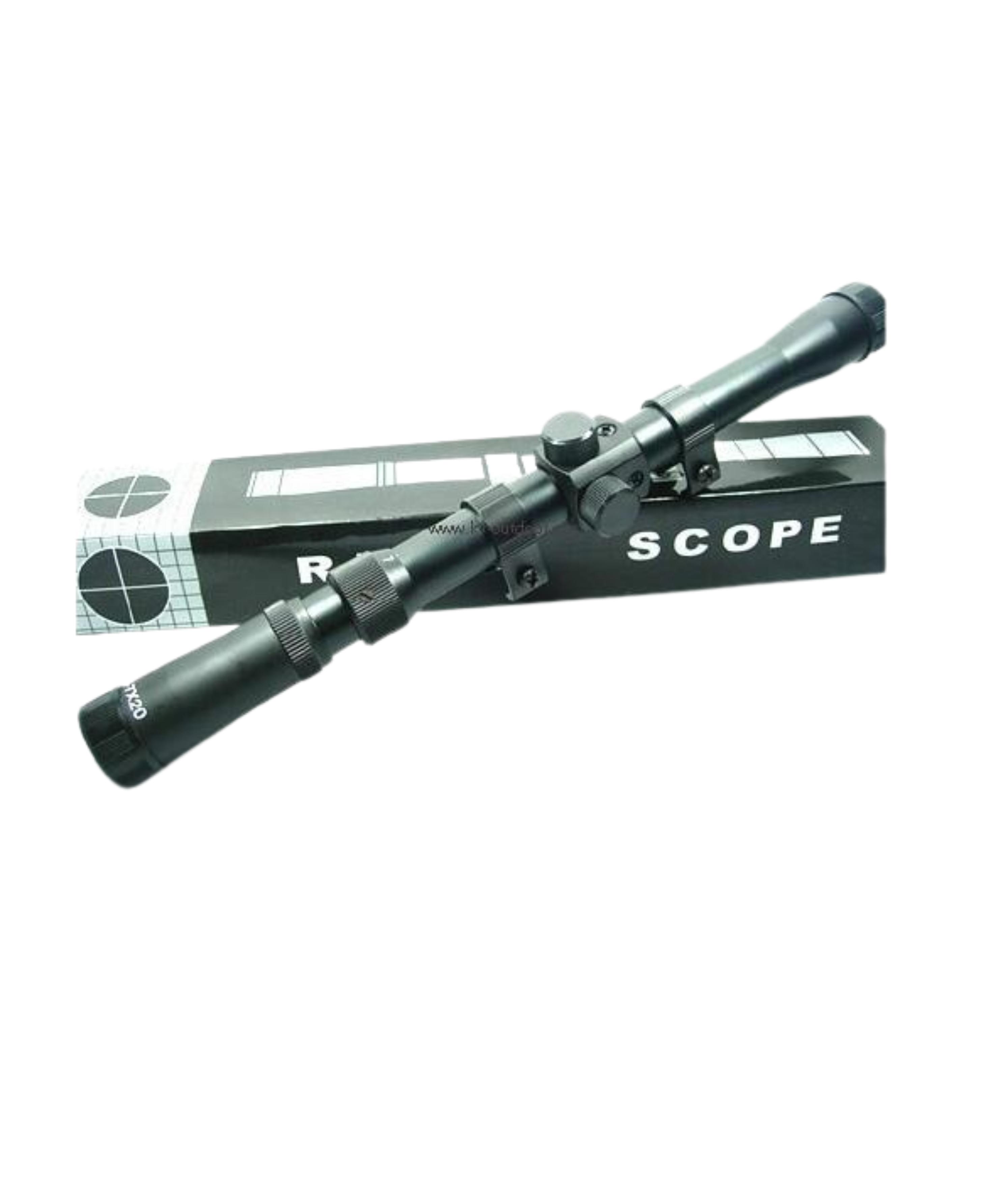 riflescope rf 3-7x20mm