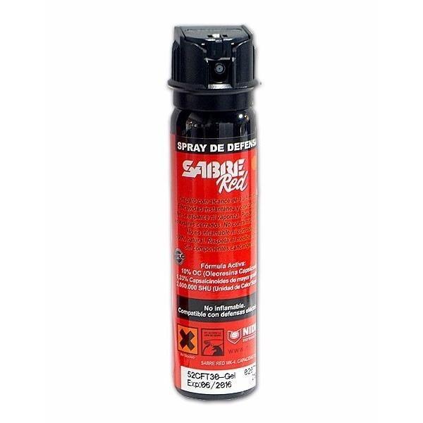 gas lacrimogeno sabre MK4 CROSS 90ML