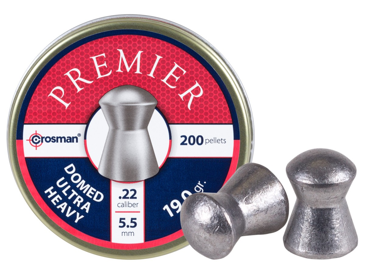 Crosman Domed Ultra Heavy 5.5 19gr
