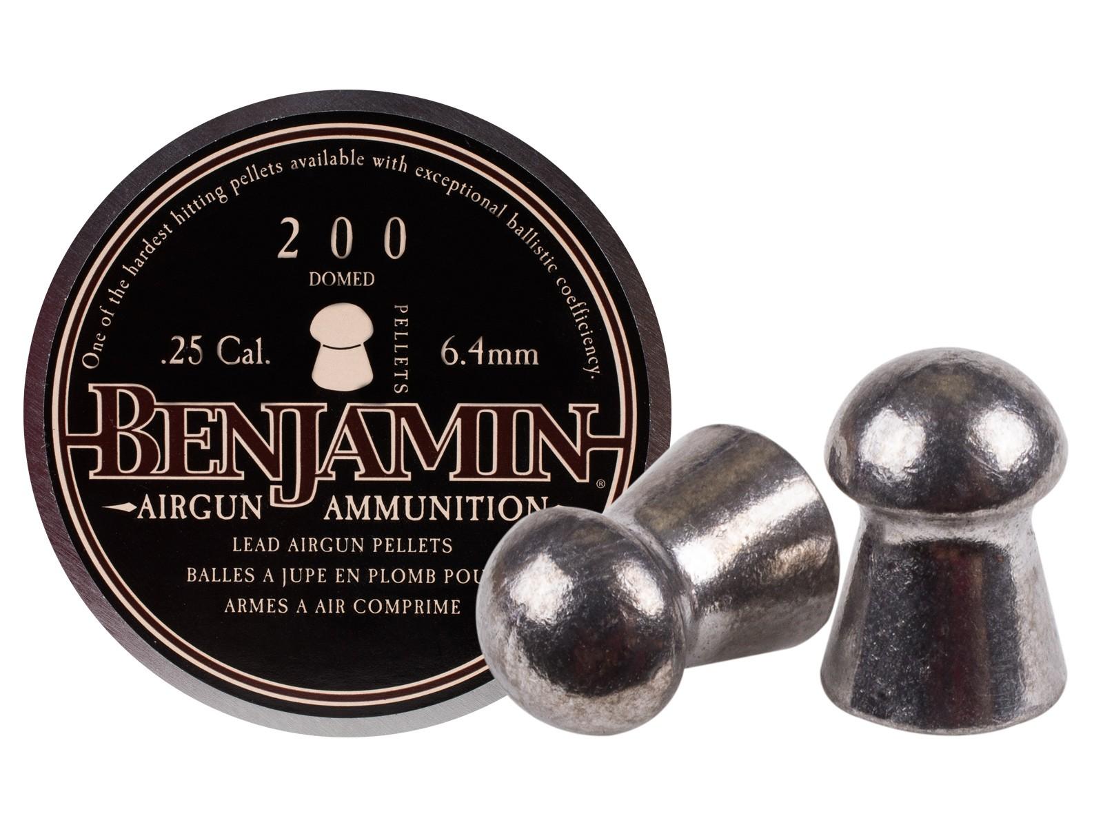 Benjamin Domed 6.35 27.9gr