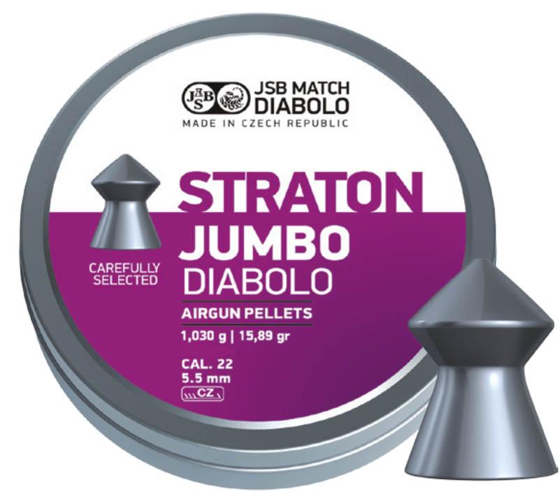 JSB Straton Jumbo 5.5 15.89gr