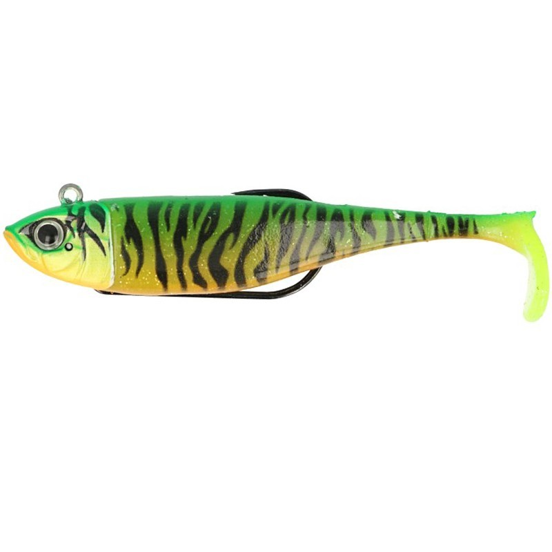 Storm Biscay Shad 9cm Fire Tiger