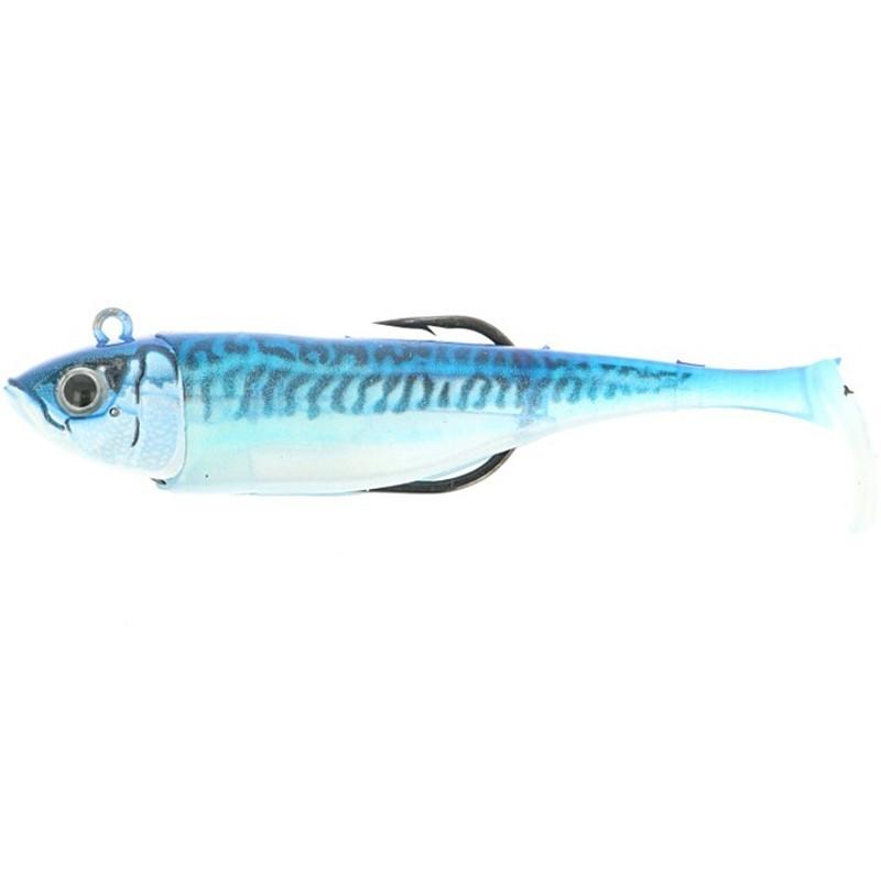 Storm Biscay Shad 9cm Blue Mackerel 19gr (2und)