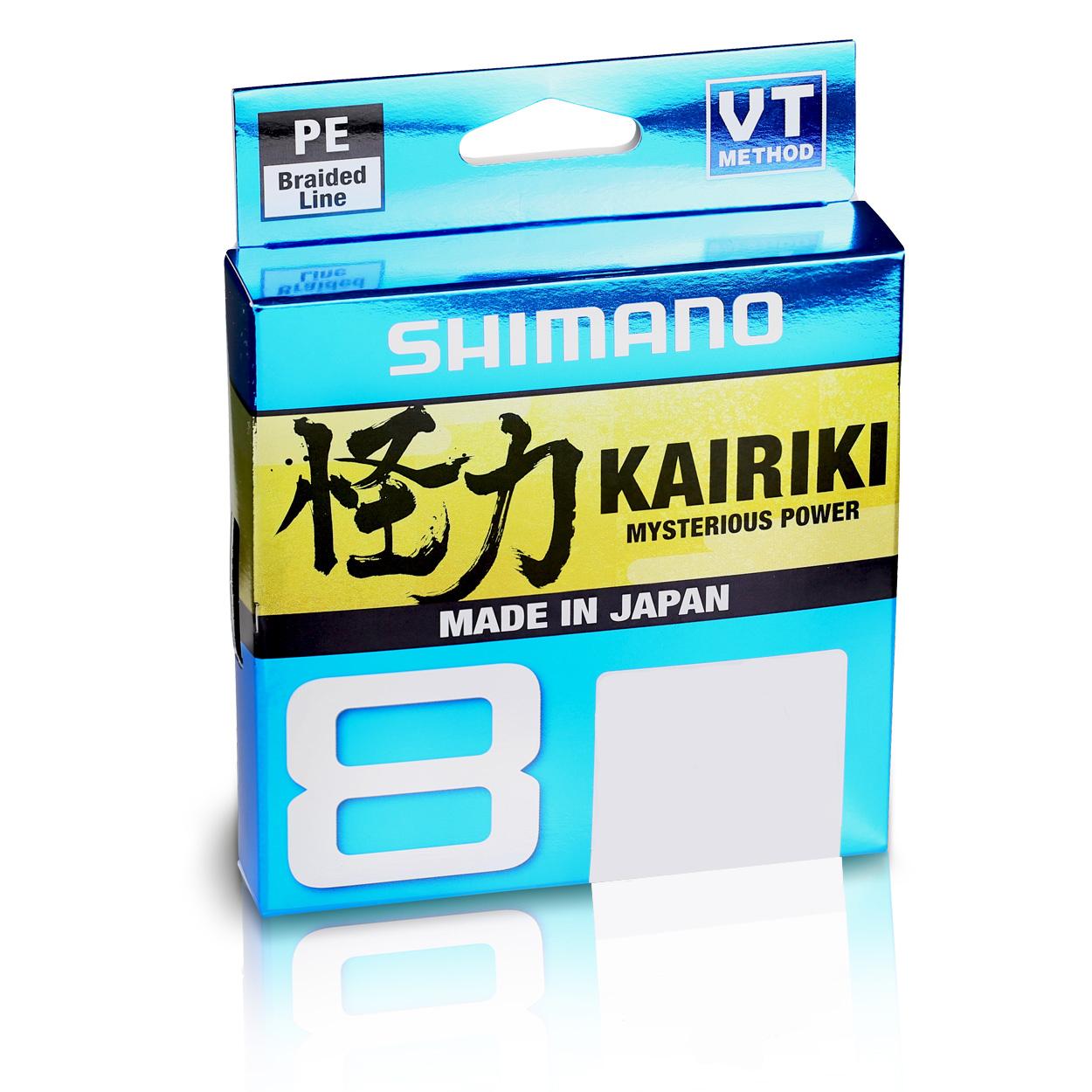 Kairiki x8 0.23mm 150 metros Gris
