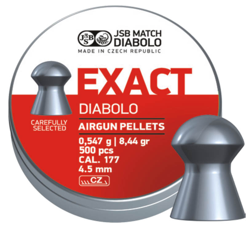 JSB Exact 4.5 8.44gr