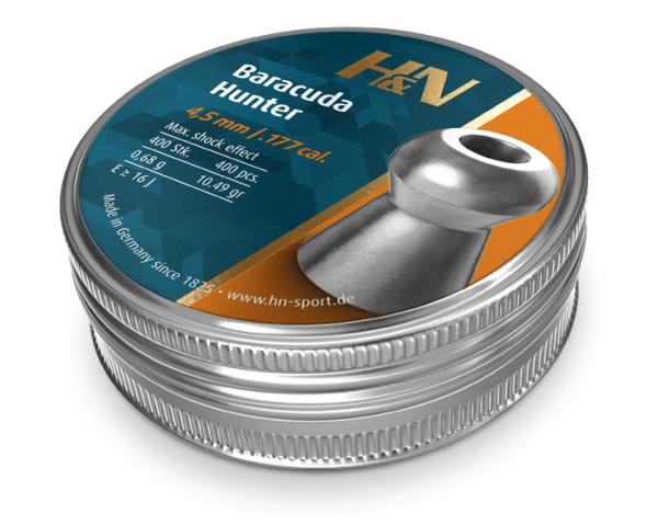 H&N Baracuda Hunter 4.5 10.34GR