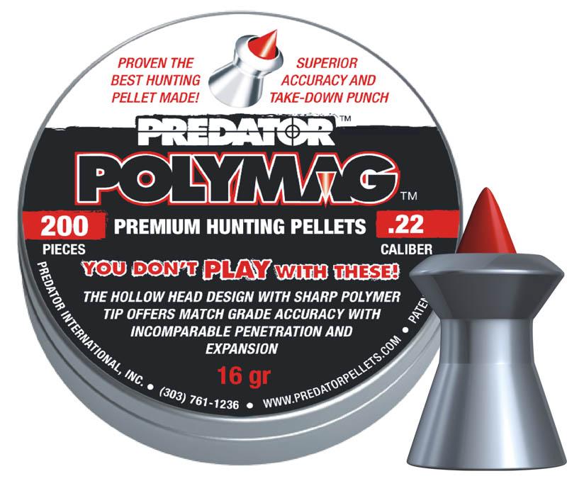 Predator Polymag 5.5 16gr