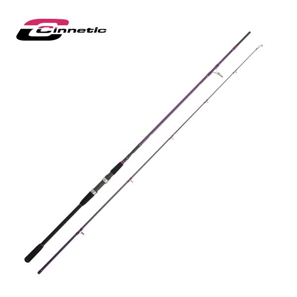 Cinnetic Explorer Black purple sea bass 270 MH