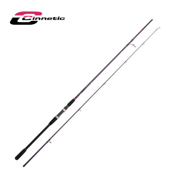 Cinnetic Explorer Black purple sea bass 330 MH