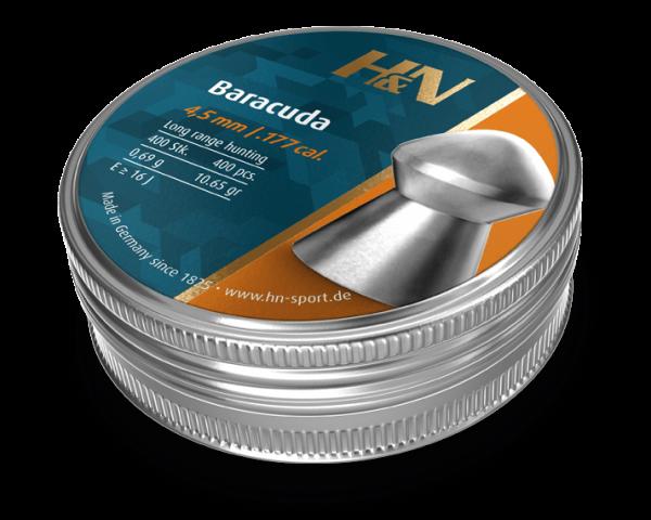 H&N Baracuda 4.5 10.65gr