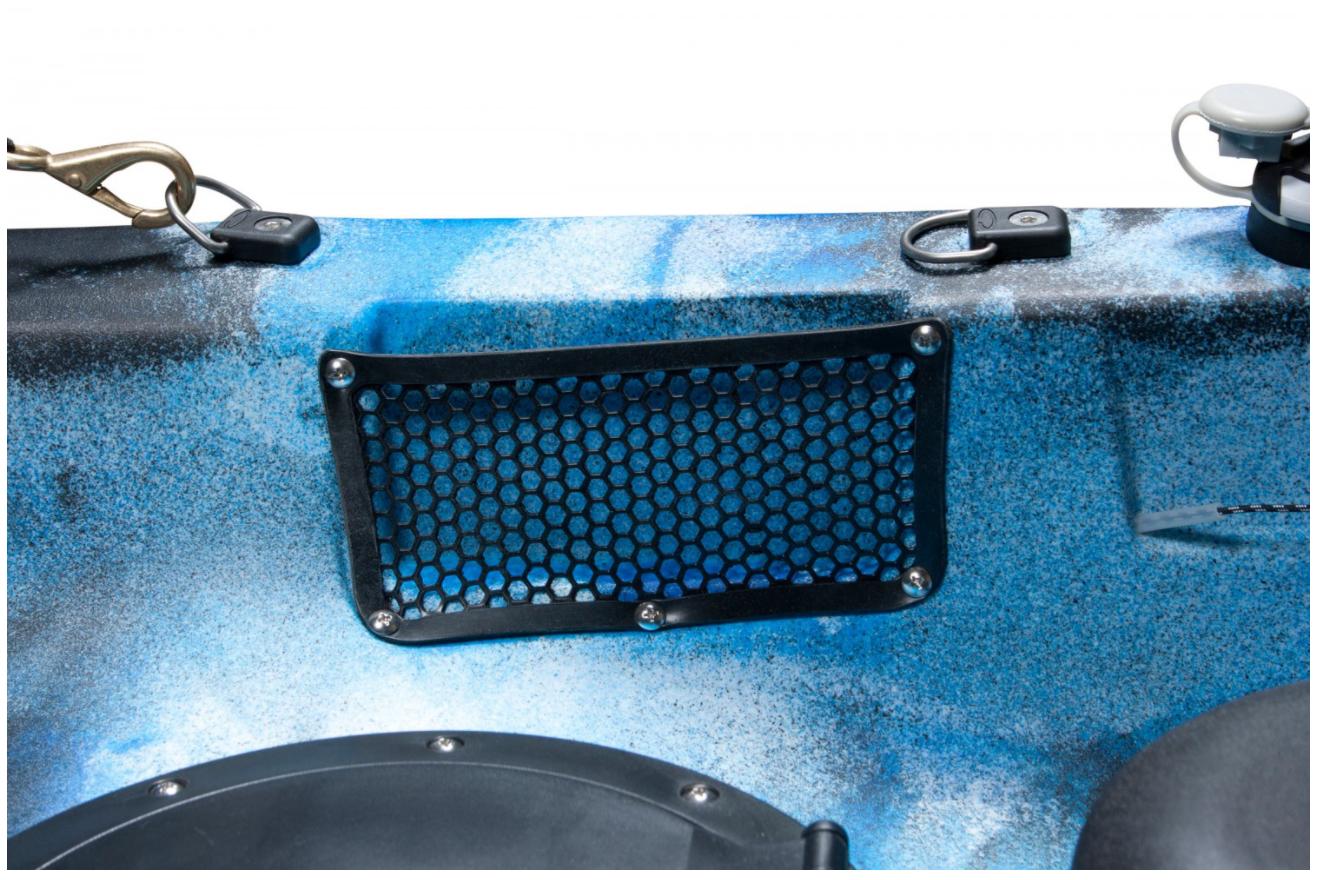Bolsillo de Silicona para Kayak