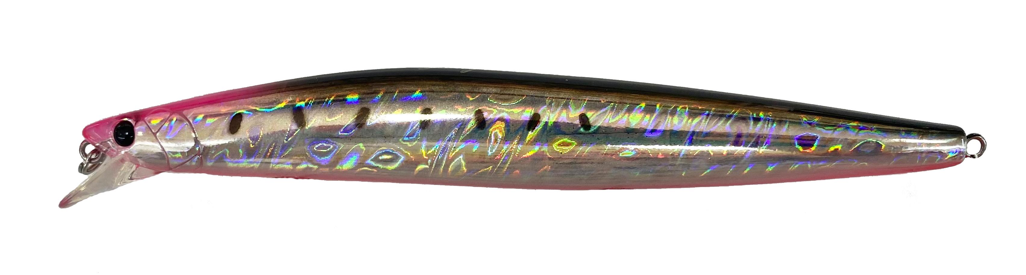 Tsurinoya lenguado 140mm 23g sinking minnow-A
