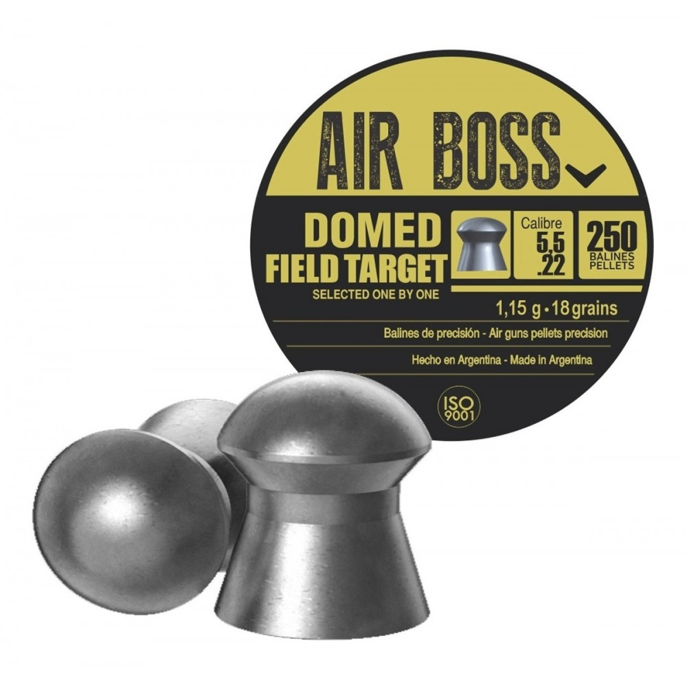 Apolo Air Boss Domed FT 5.5 18gr