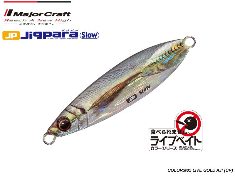majorcraft jigpara slow 60gr #83