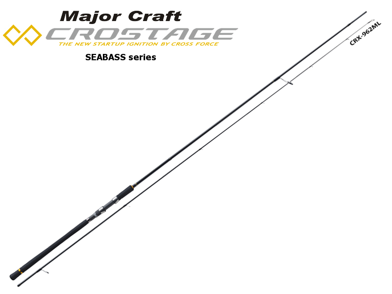 Majorcraft Crostage sea bass CRX-902ML