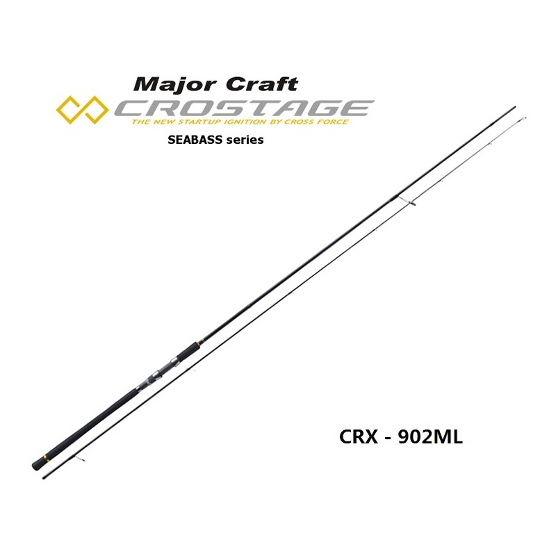 Majorcraft crostage sea bass CRX902L