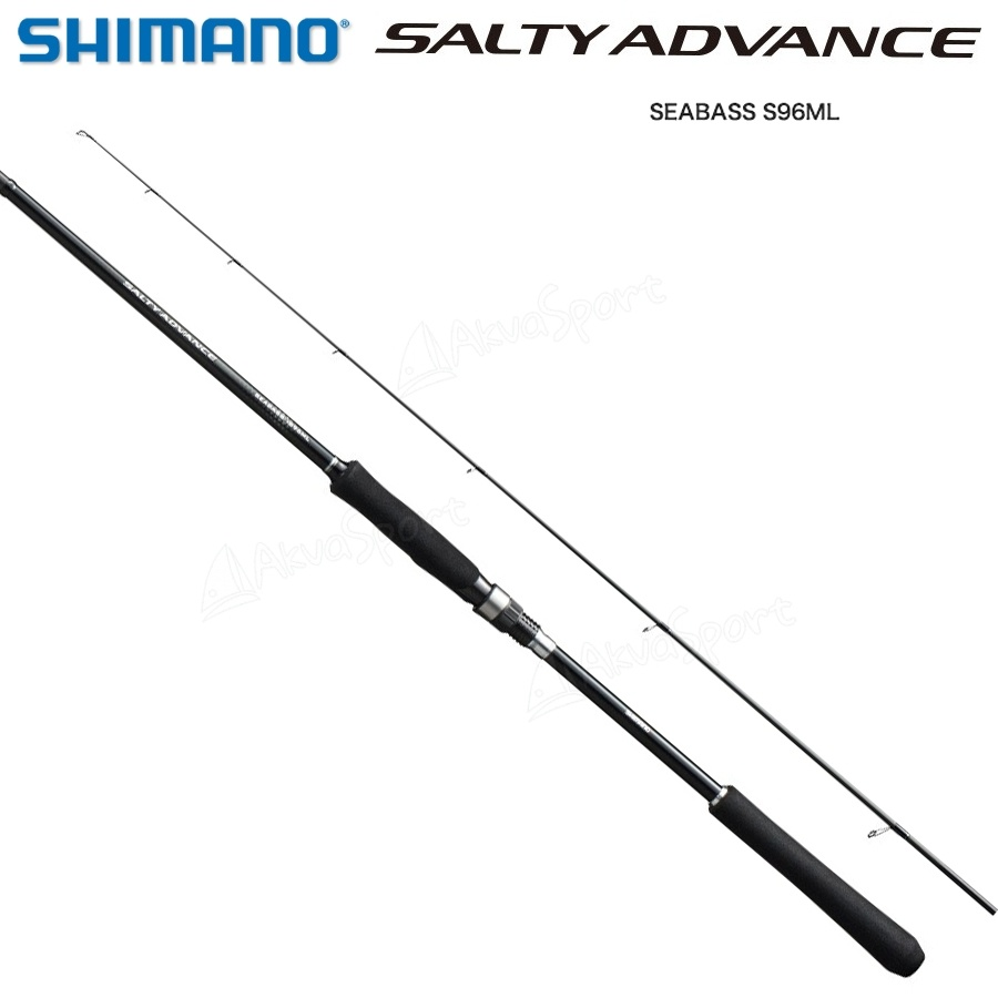 Shimano Salty Advance Sea Bass S96M 2.90m
