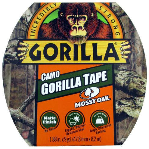 Gorilla Tape Camo 8.2mt