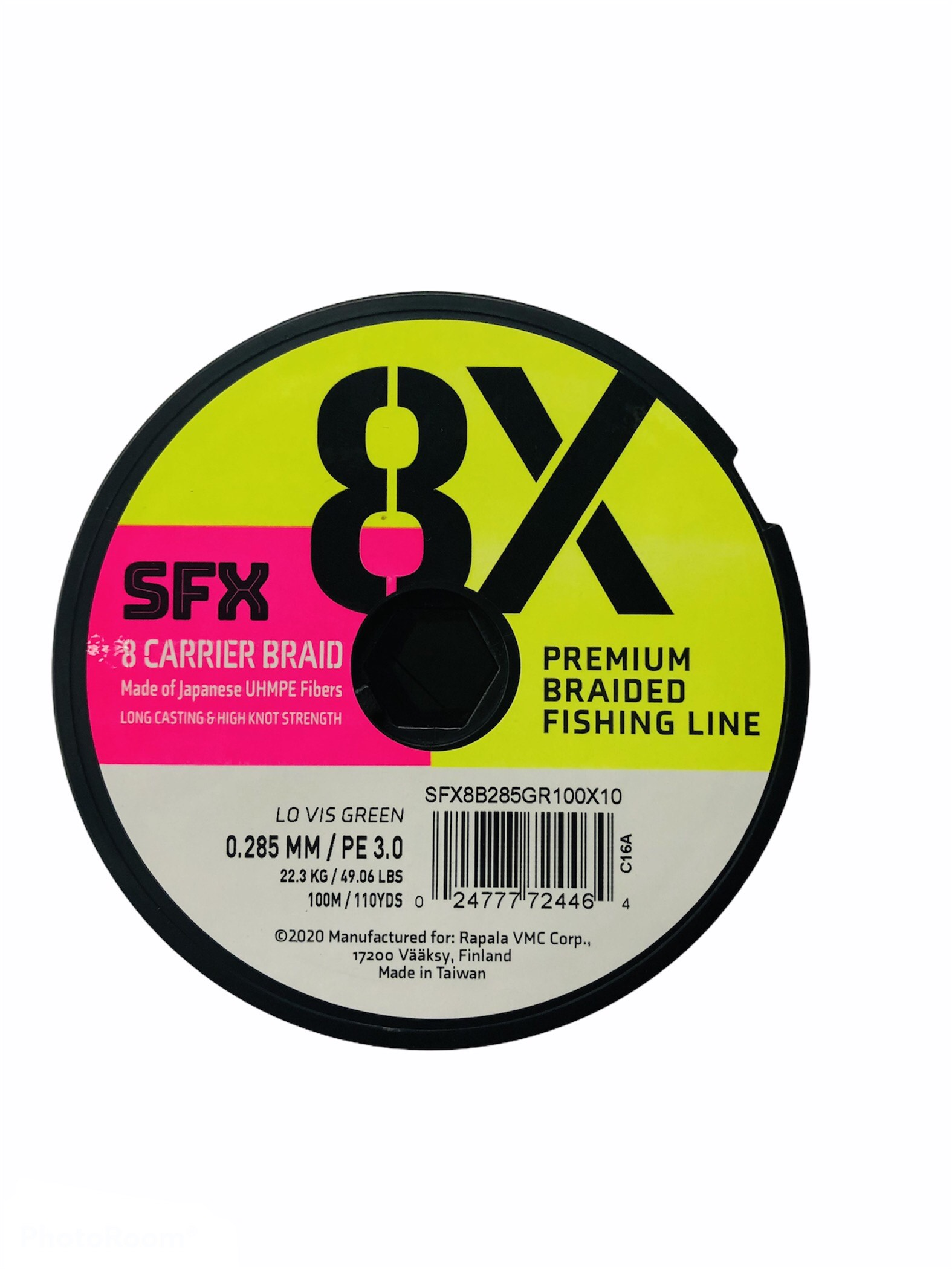 SUFIX SFX 8X 0.28 MM / 200 MT