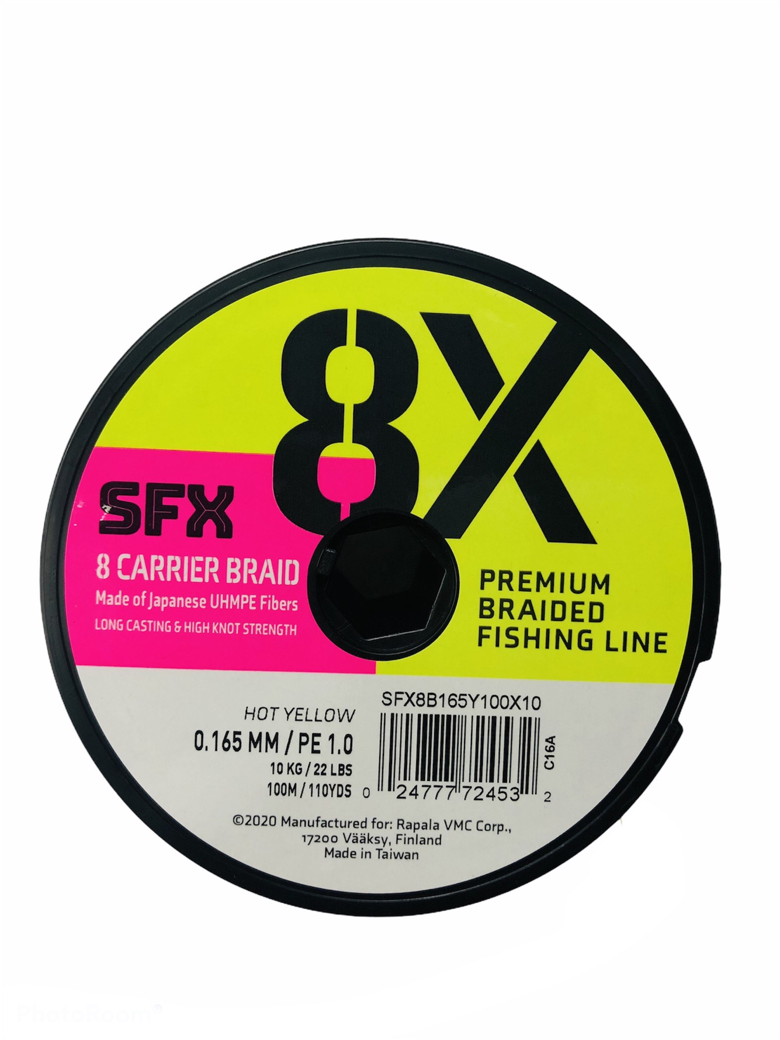 SUFIX SFX 8X 0.16 MM / 200 MT