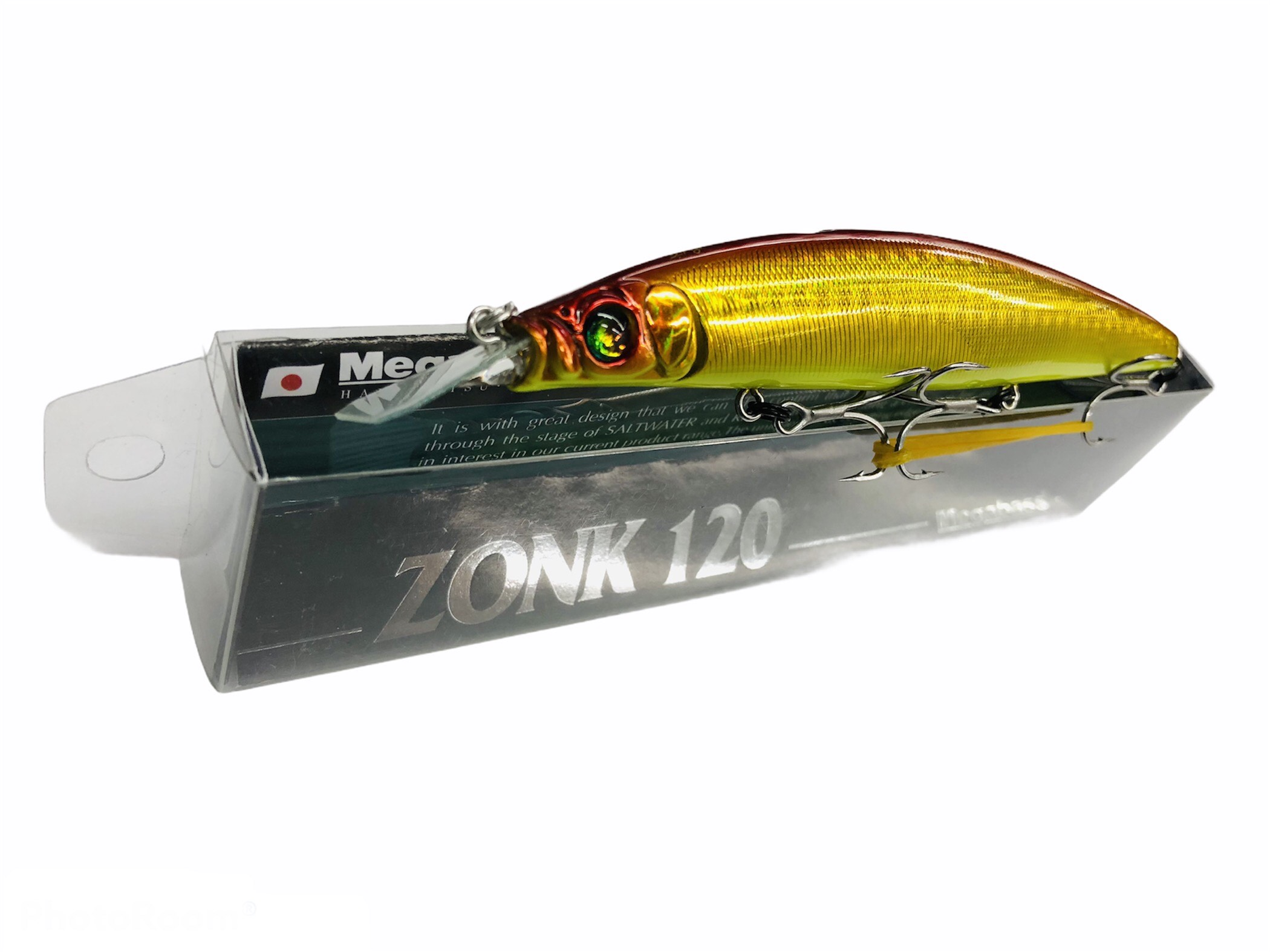 MEGABASS ZONK 120