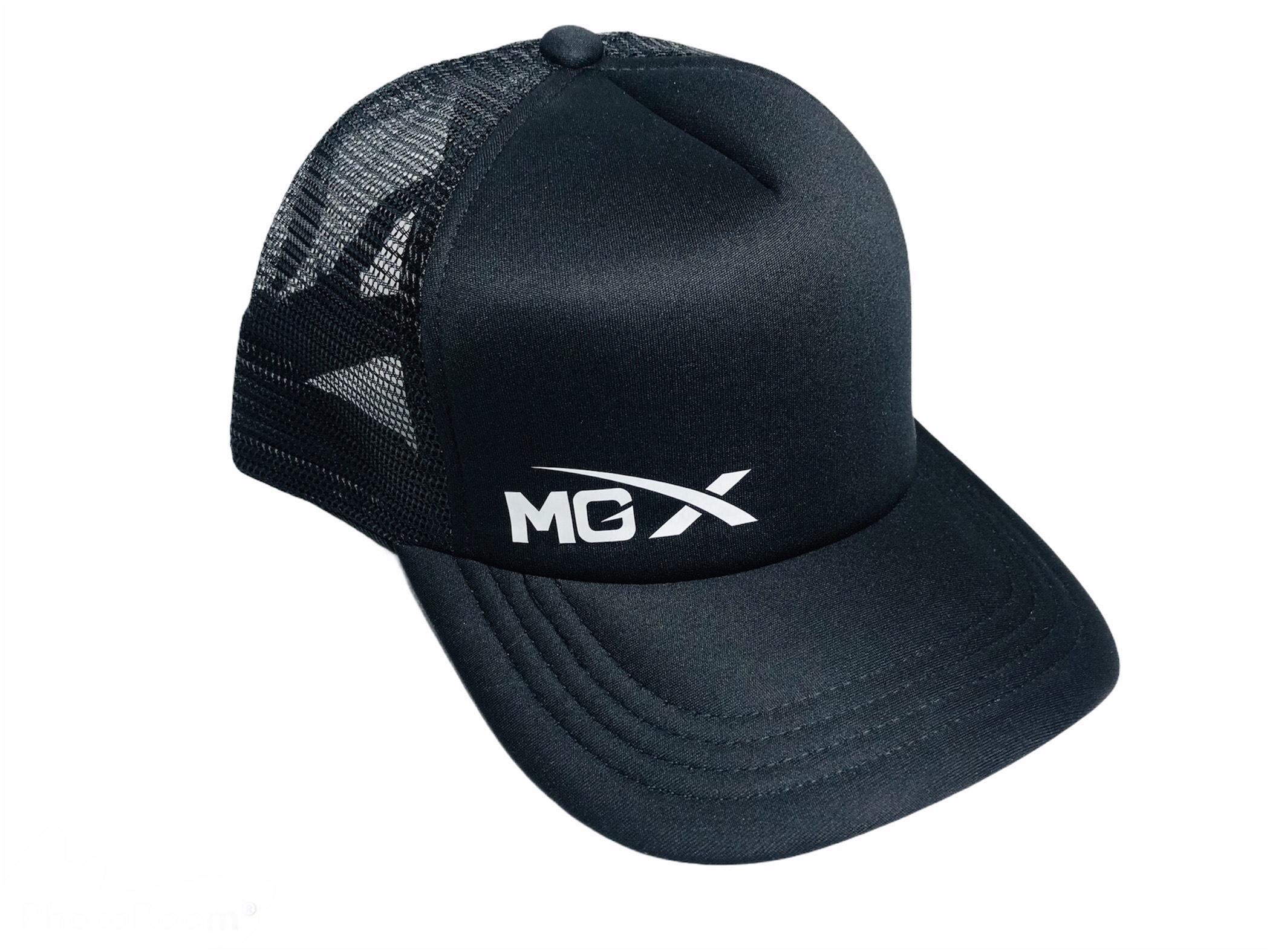 MGX GORRO negro