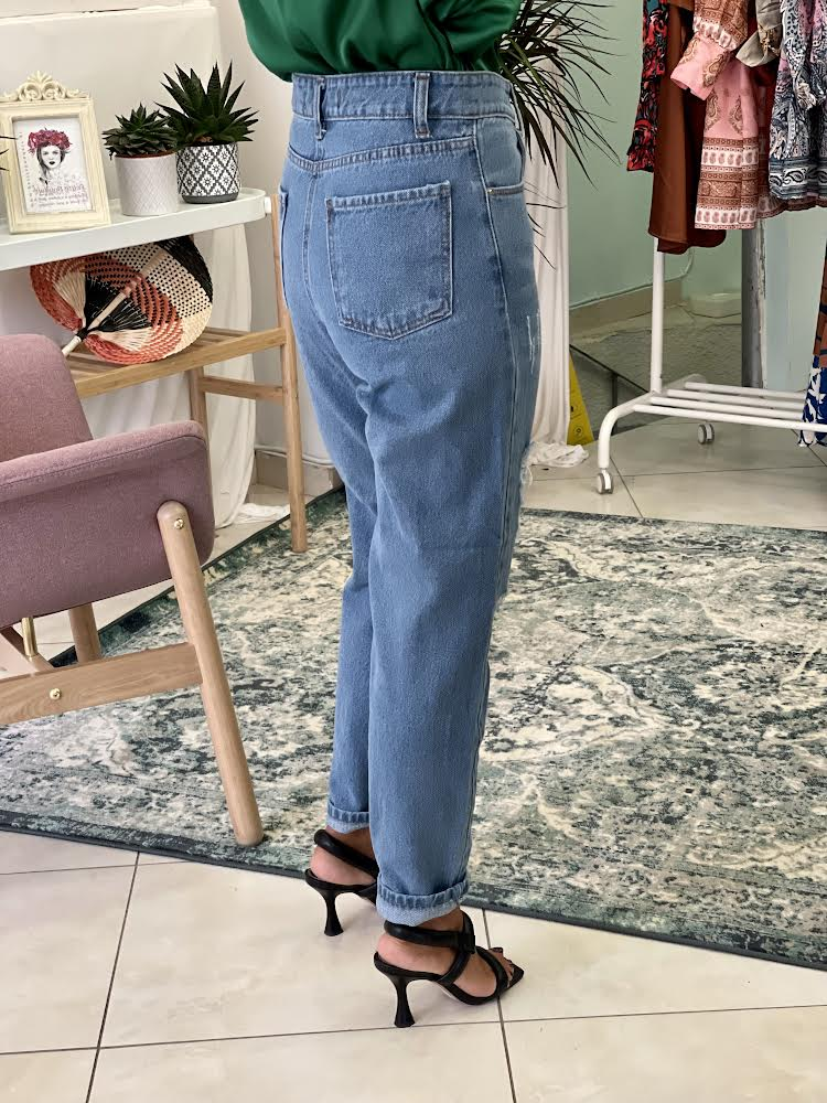 Mom's Jeans