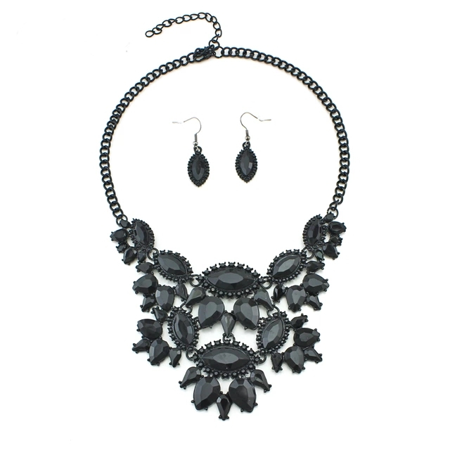 Louis Rhinstone Necklace