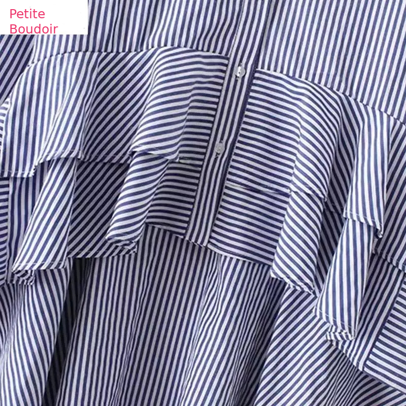 Striped Tail Shirt