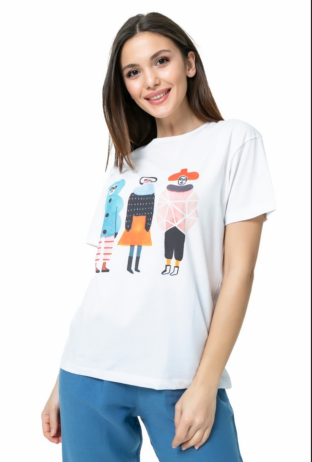 Fashion Coats T Shirt