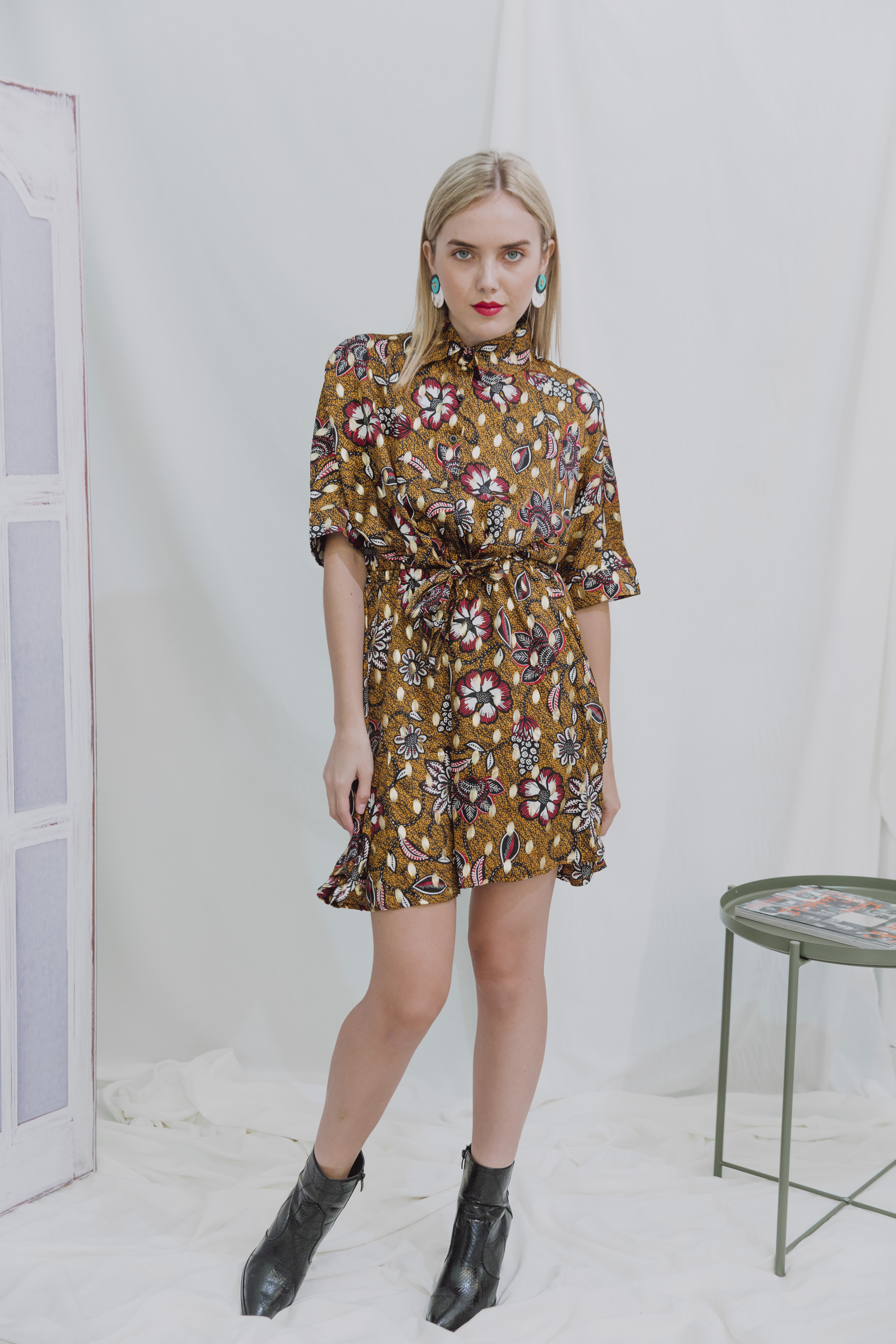 Lovae Camel Dress