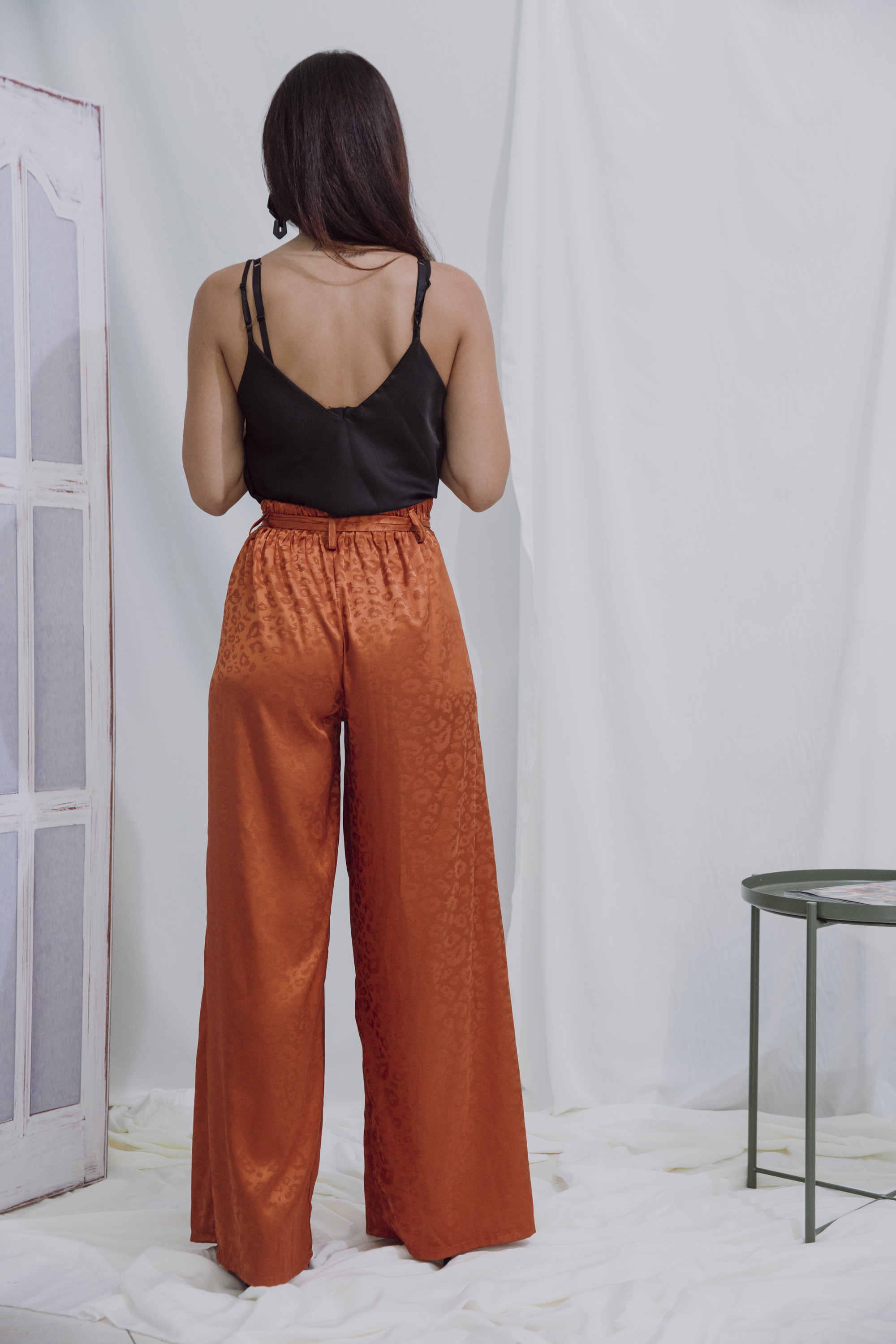 Selma Terra Cotta Pants