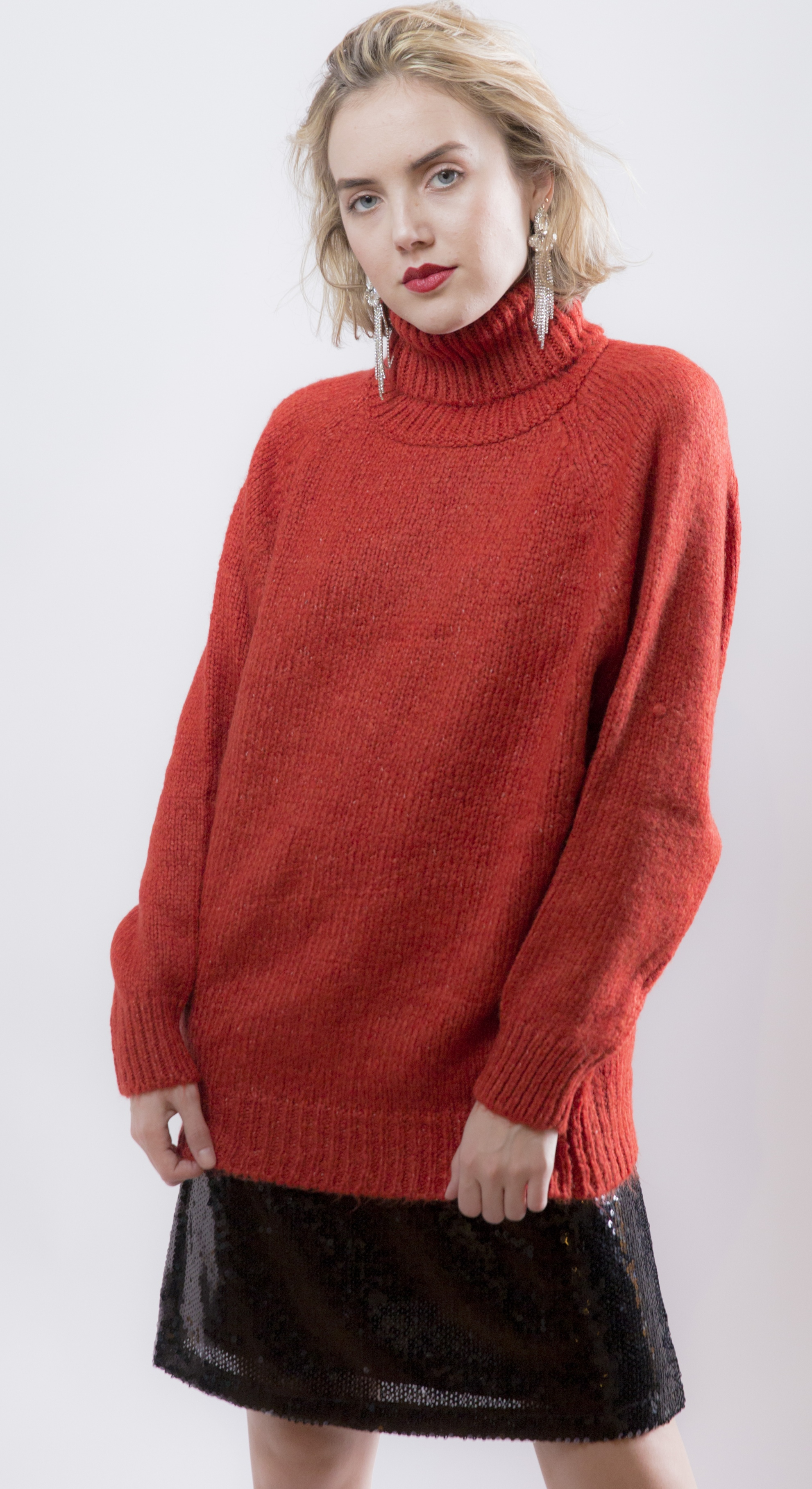 Christmas Red Sweater