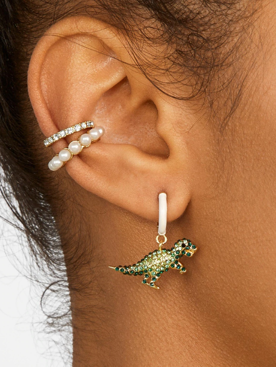 Dino Me Earrings