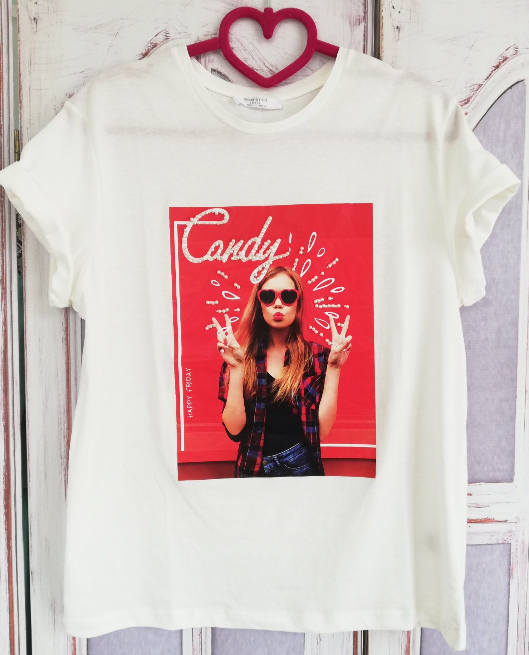 Candy Girl Tshirt's
