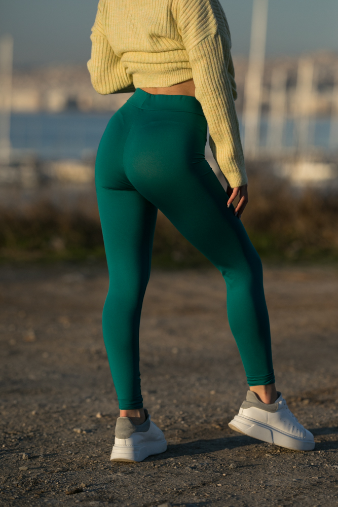Petrol Leggings